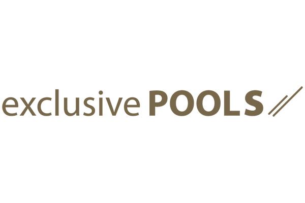 ExclusivePools Logo - Ekskluzywne baseny ogrodowe