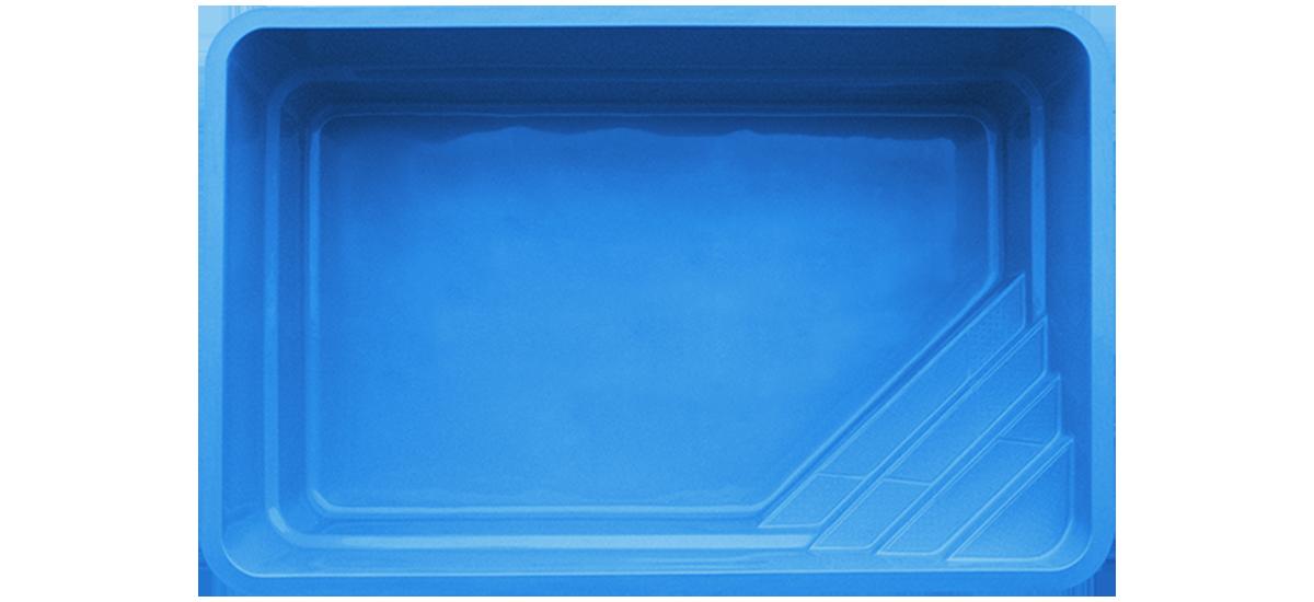 Pool4You - niecka basenowa KLEO