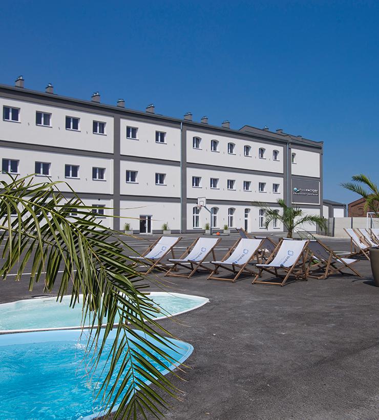 PoolsFactory Group - Największy producent basenów w Europie