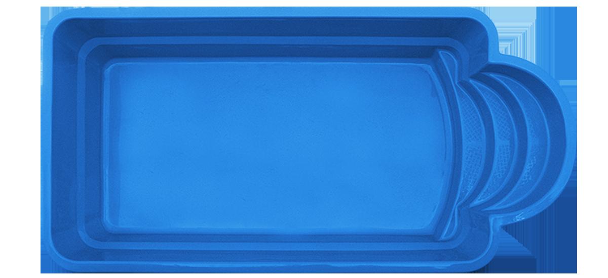 Pool4You - niecka basenowa ROMA6